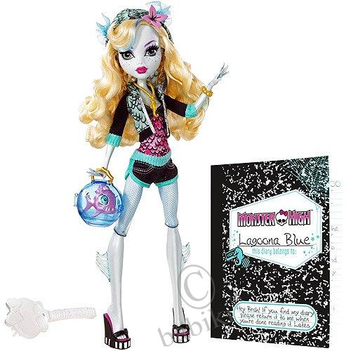 Куклы Monster High от Mattel - Монстр хай