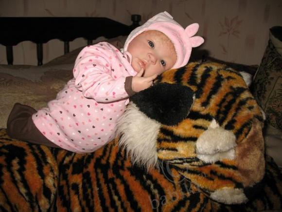Куколка-реборн Шаян
