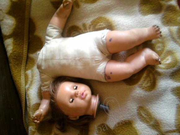 Куклы реставрация своими руками