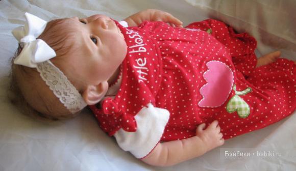 Купить куклу реборн