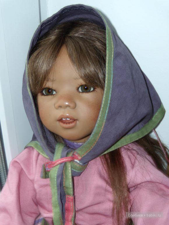 Коллекционная кукла Мунира, 2005 - Annette Himstedt