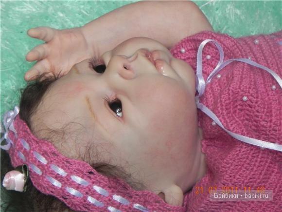 Малышка из молда Одри, ещё одна Даринка! Куклы-реборн