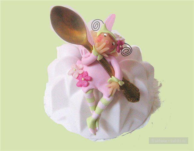 My sweet fairy - авторские феечки от Coccinelfe