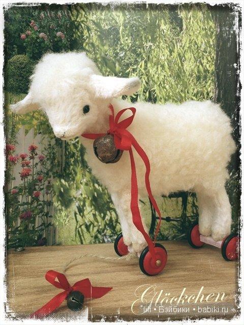 Авторские мишки тедди и другие игрушки от Eileen Seifert или Teddy-Manufaktur