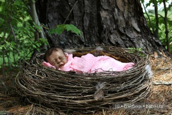 Молд для куклы реборн Graham от Joanna Kazmierczak