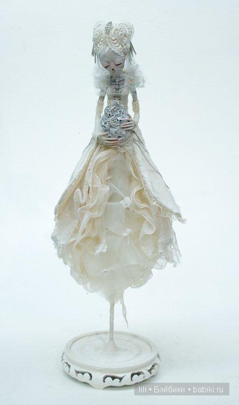 Необычные авторские куклы Christine Polis