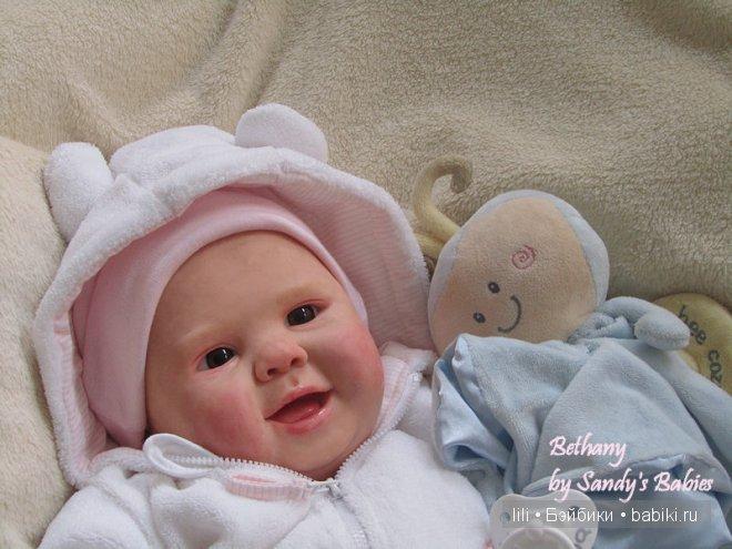 Куклы реборн от Sandy Faber
