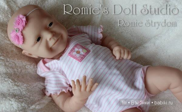 Новый молд от Romie Strydom - Sneak peek Jola