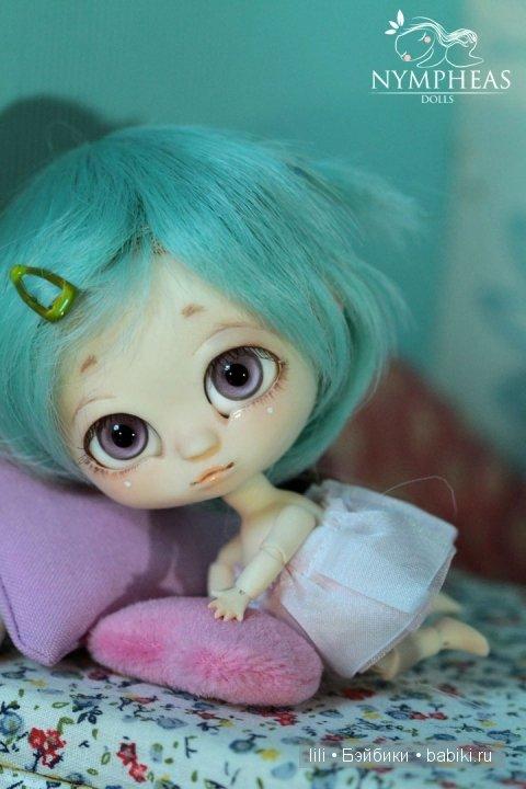 Малышка БЖД от Nympheasdolls - Chibi Nymphette