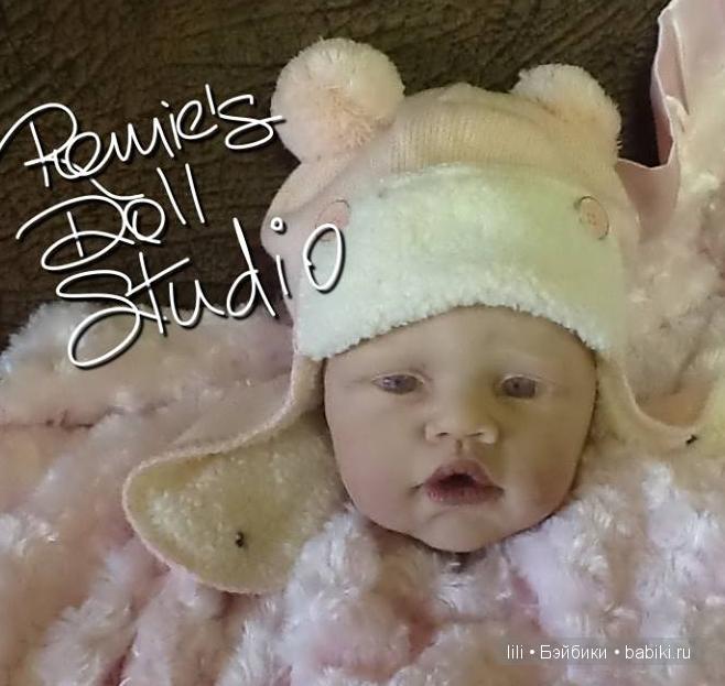 Новый молд для куклы реборн Angelina by Romie Strydom