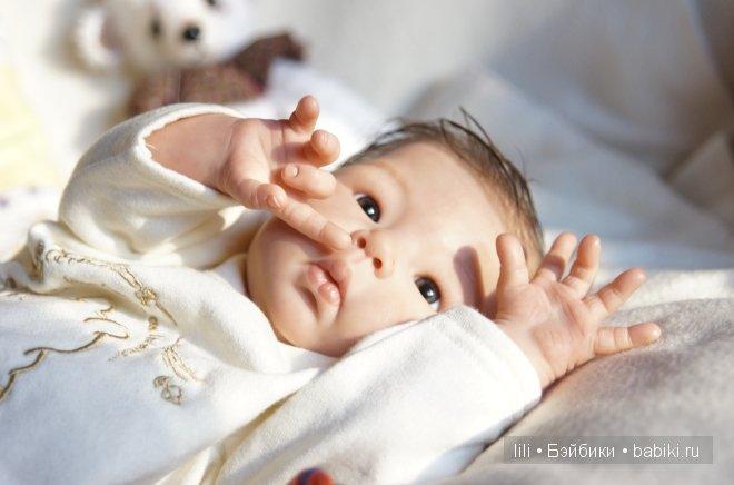 Моя маленькая прелесть - азиаточка реборн