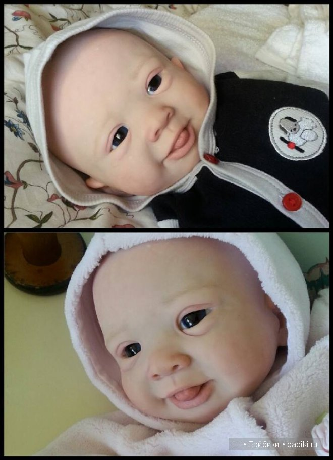 Малыш с синдромом Дауна от Alicia Toner