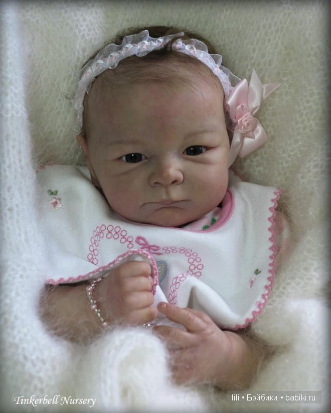 Новый молдик для куклы реборн  от Adrie Stoete