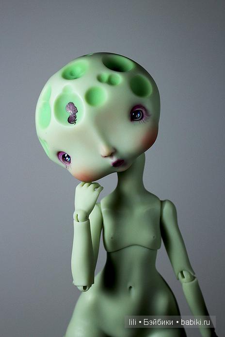 Инопланетянка Moon, БЖД от Nefer Kane