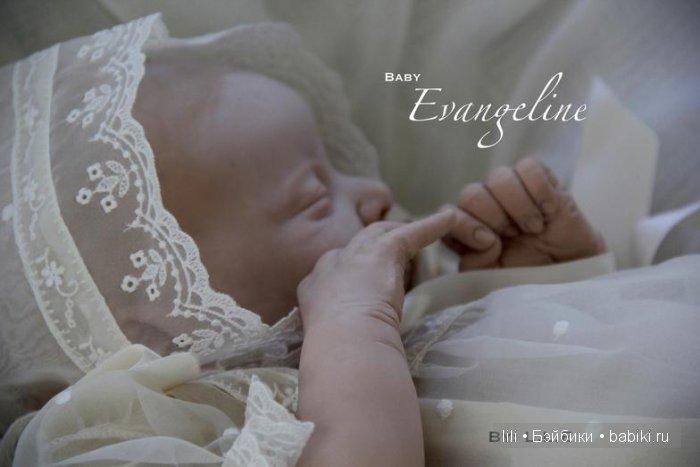 Новый молд для куклы реборн Americus от скульптора Laura Lee Eagles