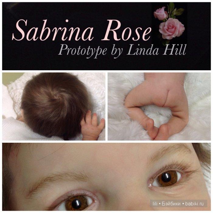 Молд для куклы реборн Sabrina Rose от скульптора Ping Lau