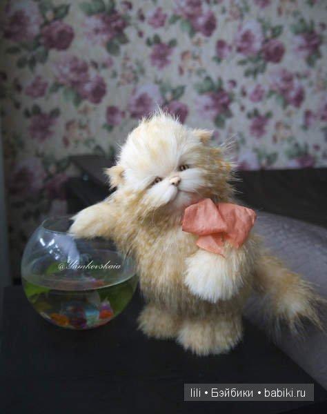 Авторские игрушки Ямковской Марины