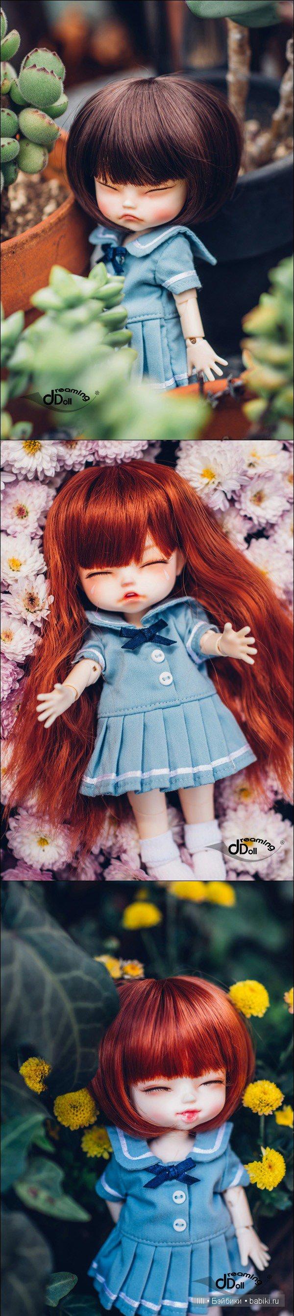 20% скидка на три сестры от Dreaming Doll