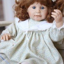 Leonie от Zapf Creation, автор куклы Bettine Klemm