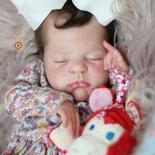 Малышка реборн из молда Remi-Ashton