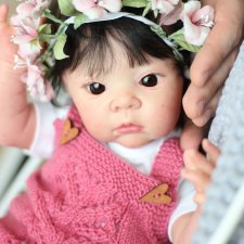 Моя кукла реборн Акина