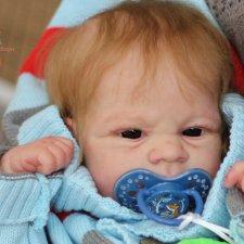 Мой малыш реборн Elijah