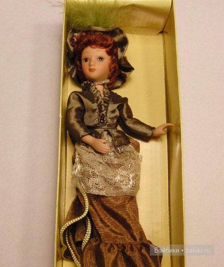 журнал Дамы эпохи. Моя коллекция кукол