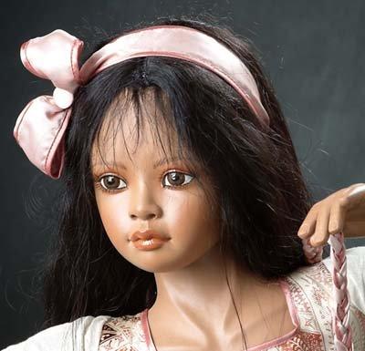 Авторские коллекционные куклы Dwi Saptono dolls