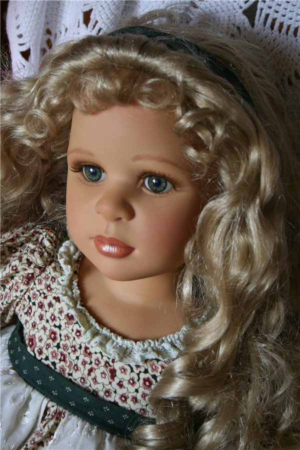 Коллекционные куклы Pamela Erff dolls (Памела Эрфф)