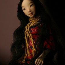 Bardo Research/Оксана Геец готовится продавать новую куклу