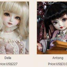 MYOU Doll пополнили ассортимент тремя новыми куклами