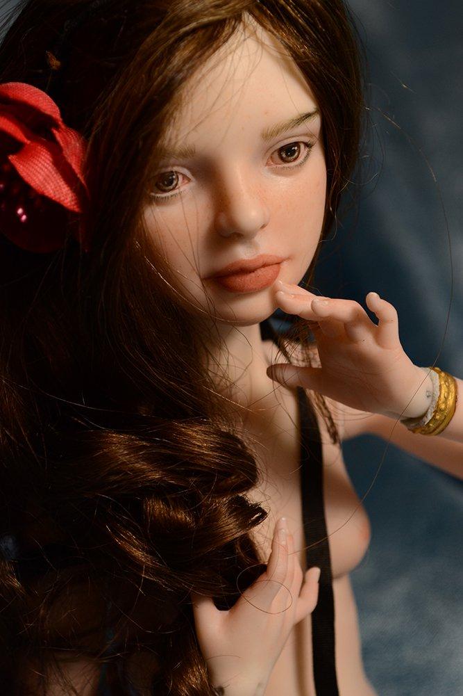 Интервью с автором кукол Ольгой Фиминой, Helga78, фото
