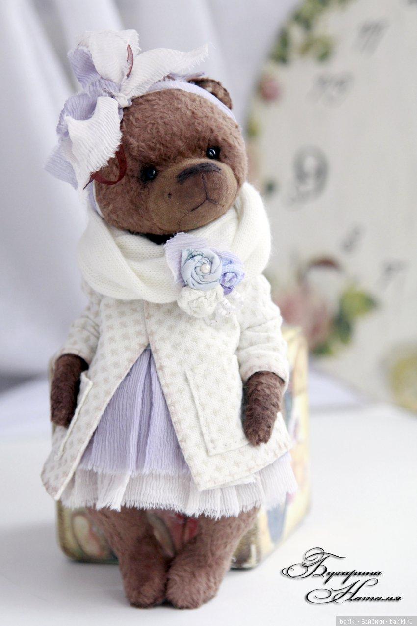 1 международная выставка медведий тедди