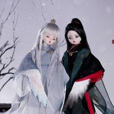 DollZone - Qing wind и Ming moon