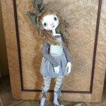 Новая кукла Sasha от Marbled Halls