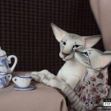 Коты Extreme Orientals на Eve dolls