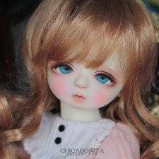 В конце июня Chica Bonita будет продавать йориков Yuri и Margaret с лимитными мэйкапами