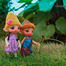 """23 июня High Studio начнут продавать VALI и TINI """"the elf"""""""