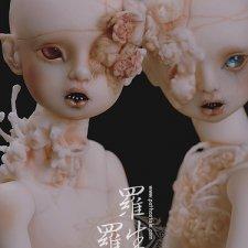 Новые куклы от Pathos Tale — близнецы LuoNa и LuoSheng