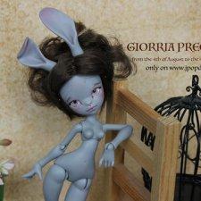 Depths Dolls анонсировали выпуск своей зайки на сайте Jpopdolls — Giorria