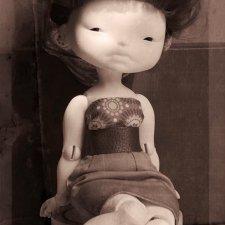 Orange Tea Dolls готовит новую куклу 26 см ростом
