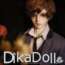 Dika Doll выпустили 4 парня с интересными именами