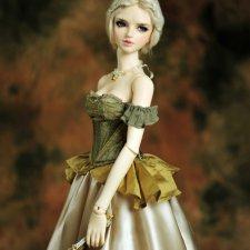 Oasis Doll выпустил новую IT-девочку Roxane