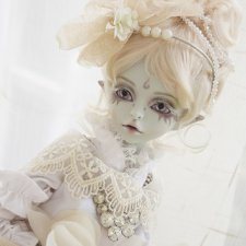 Doll Leaves выпустили новую куклу размера MSD — Teresa