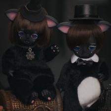 Withdoll скоро будут продавать 16 см Witch и Butler