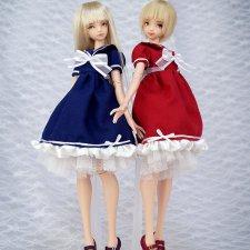 DollPamm с 17 октября по 6 ноября откроет третий период заказа кукол PEPE LINE (26 см)