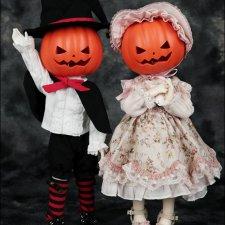 LUTS предлагает желающим следующие товары к Halloween