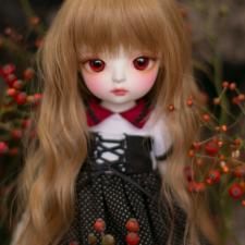 Lina ChouChou скоро будут продавать Little witch Mint и Black kittens