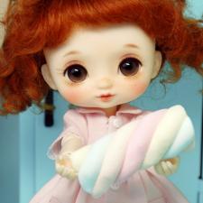 MuDoll выпустили две новых куклы - BonBon Sugar и Cinnamon