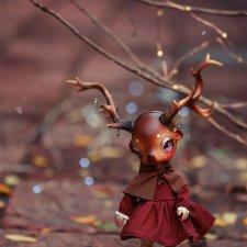 Рождественский ивент от Doll-zone пройдет по 31 декабря